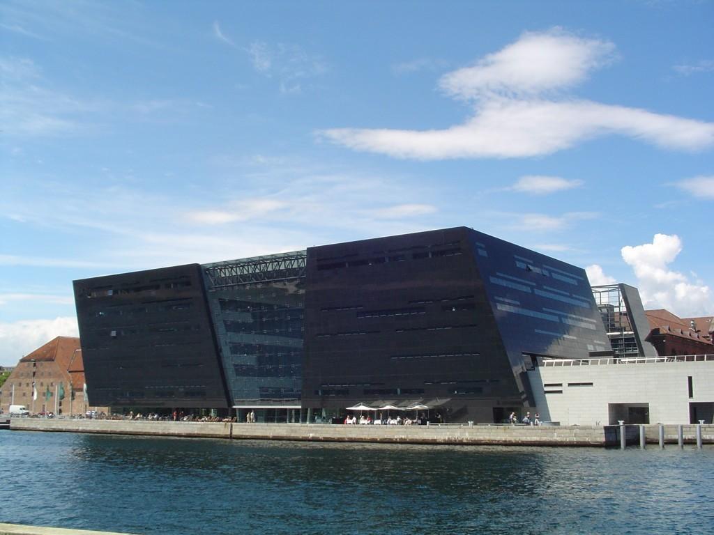 Den sorte diamant i København