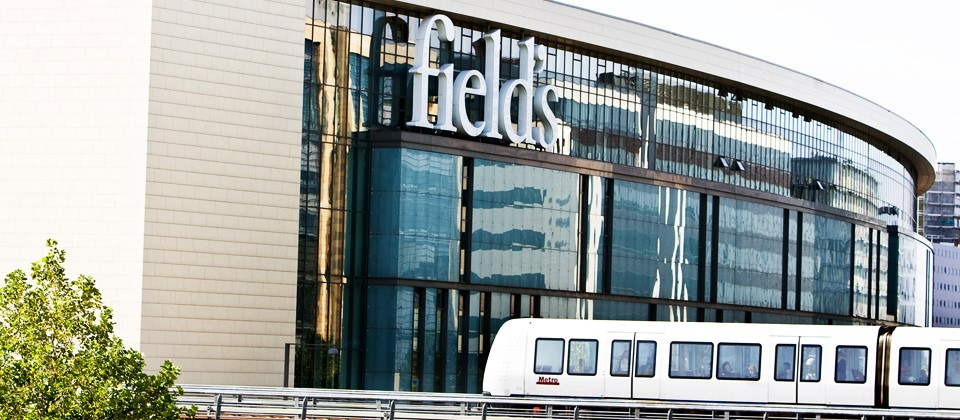 fields shopping center